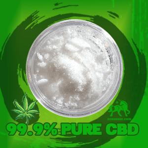 CBD ISOLATE 99% Pure