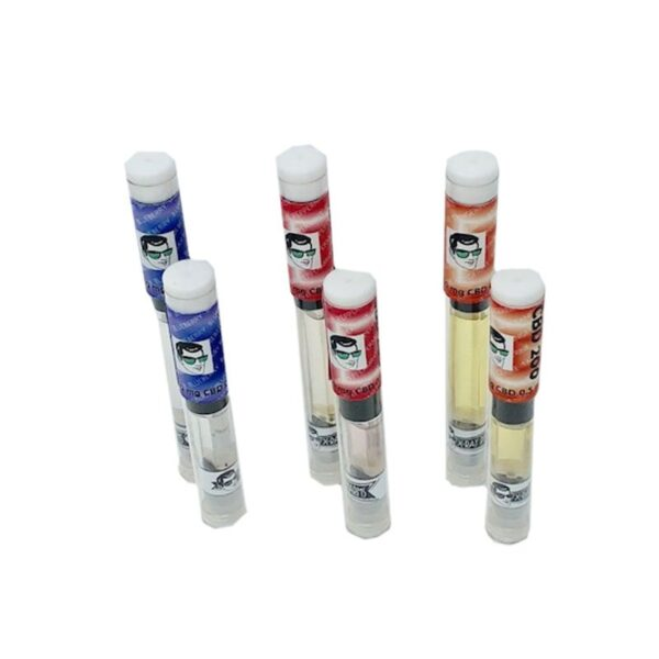 MCT CBD VAPE CARTRIDGES no THC