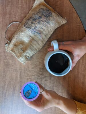 Delta 8 Coffee
