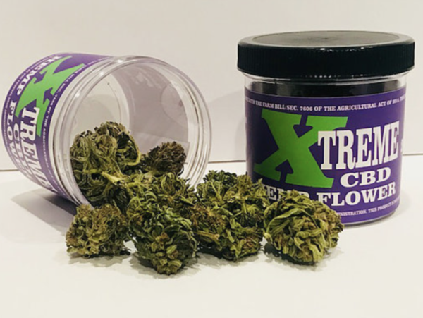 Xtreme Hemp CBD Flower