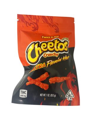 thc hot cheetos